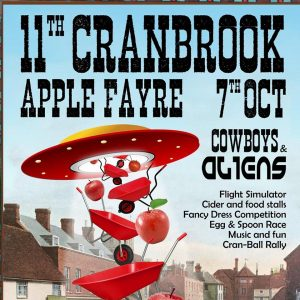 Cider and food stalls Fancy Dress competition Music and Fun YT93 Performing Arts Academy set to sing 12.15pm